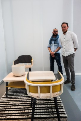 Fuorisalone 2015; Liminal, Irish Design at the Threshold