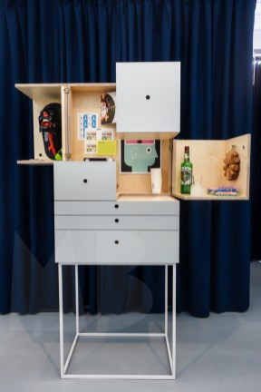 Studio AAD The Cabinet of Modern Irish Life