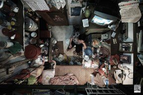 """Photo Exhibition on Grassroot Housing in Hong Kong 2014, 'Trapped"""" by Photographer Benny Lam"""