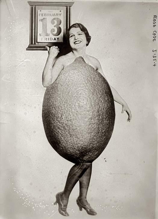 Miss-Lemon, 1920