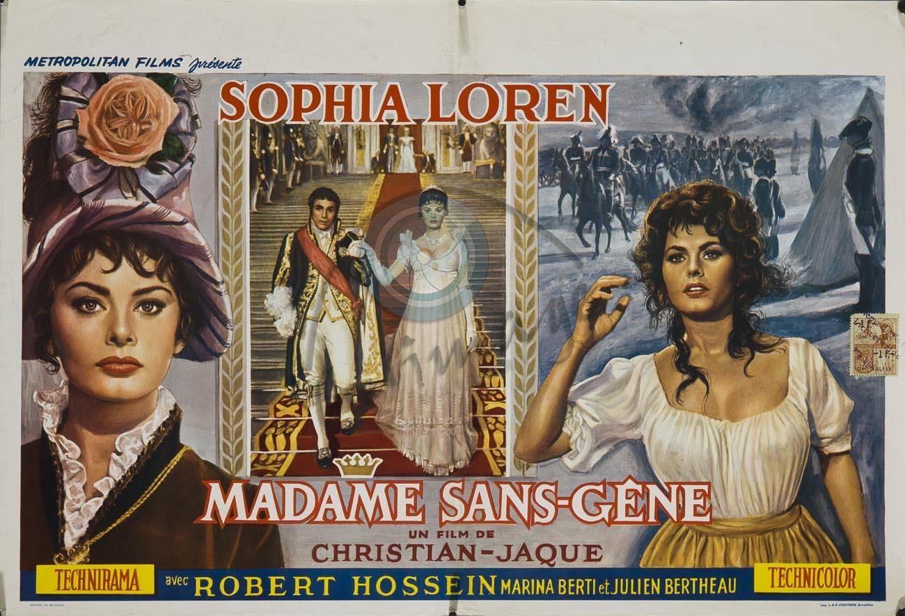 Belgian Poster 1961