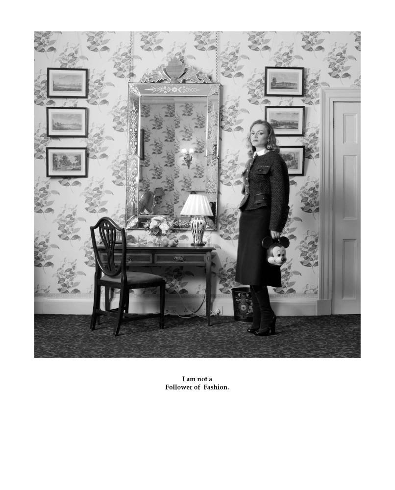Ladies by Karen Knorr