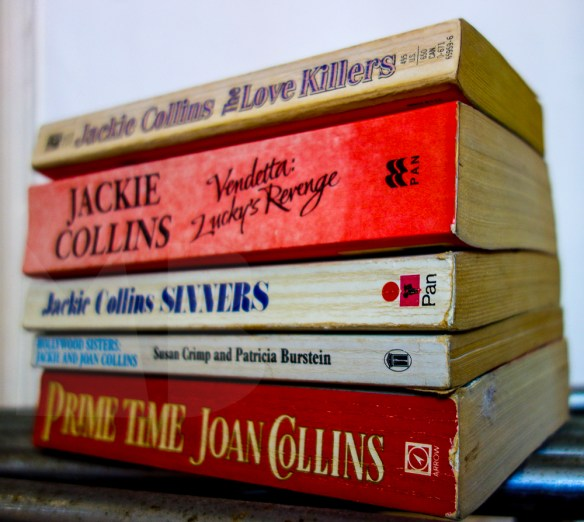 In Memory of Jackie Collins