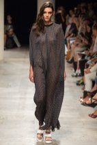 Sheer dots at Maison Rabih Kayrouz