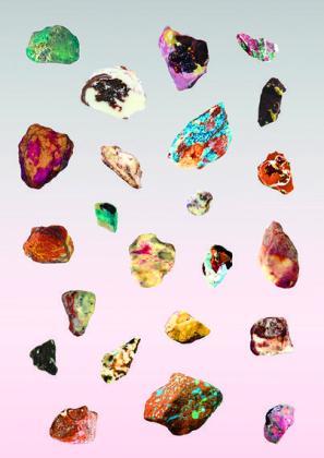 Chocolate Rocks by Michal Avraham