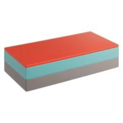 box as a lapis cake; karena form Habitat