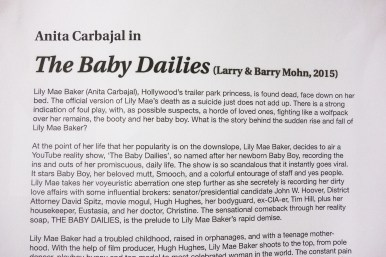 The Baby Dailies by Elise Tak