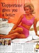 Coppertone Sunscreen Ads