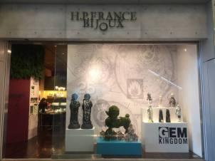 25 years Gem kingdom at HP France Tokyo