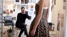 On Dior in 2015: Graphic Novel and Movie