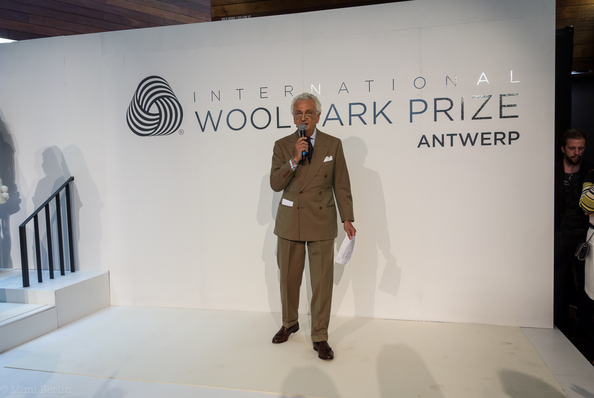 Fabrizio Servente, The Woolmark Company Global Strategy Advisor