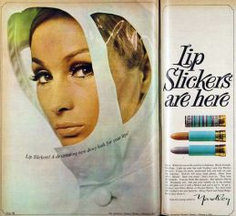1966 Ad for Yardley Lip Slickers featured in The Australian Women s Weekly February 9 1966