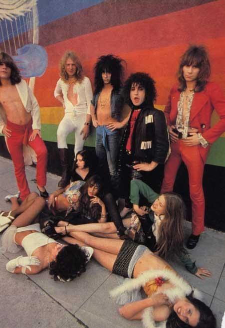 New York Dolls 1974