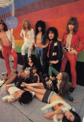 New York Dolls 1974