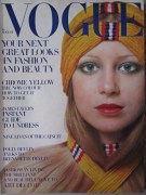 Vogue UK, Aug 1969. Available at MimiMagazines
