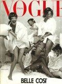 Vogue Magazine Cover May 1993