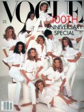 Vogue Magazine Cover April 1992