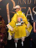 Disney's Beauty and The Beast Fashion Collaboration. (Image courtesy of the designer: Liesbeth van Sterkenburg)