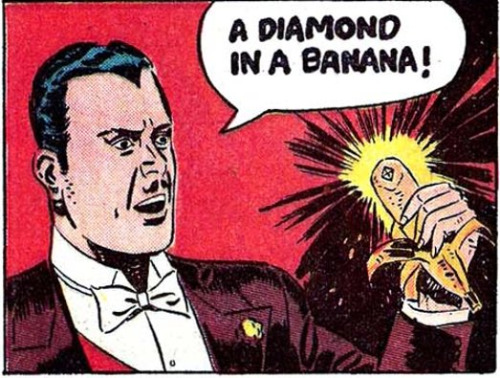 diamond banana