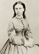 Olive Oatman 1838–1903, by Benjamin F. Powelson (1823–1885), Albumen silver print, c. 1863, National Portrait Gallery, Smithsonian Institution, Washington, D.C.