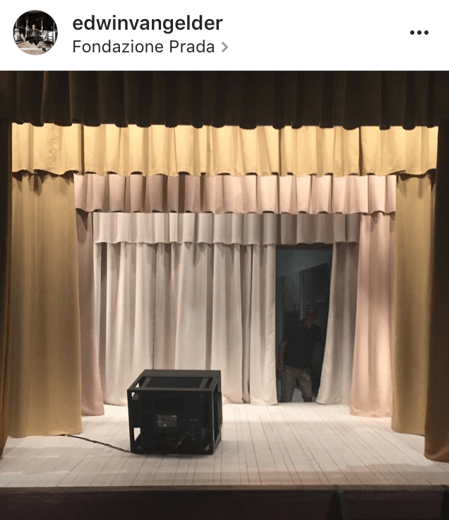 Curtains or How an Idea is Formed