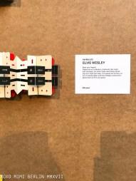 papercuts by Elvis Wesley pop-up mini artworks at Post Modern