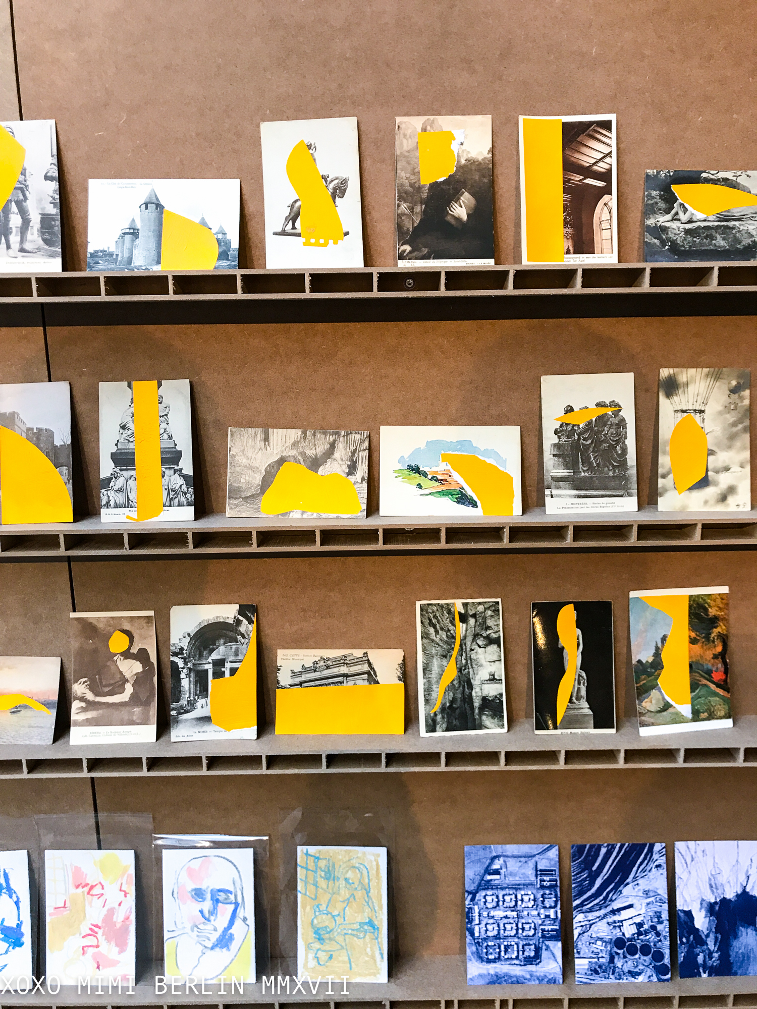 Is it mine if I add some Yellow by B.D. Graft at Post Modern