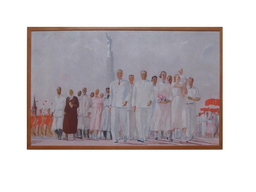 david King soviet collection