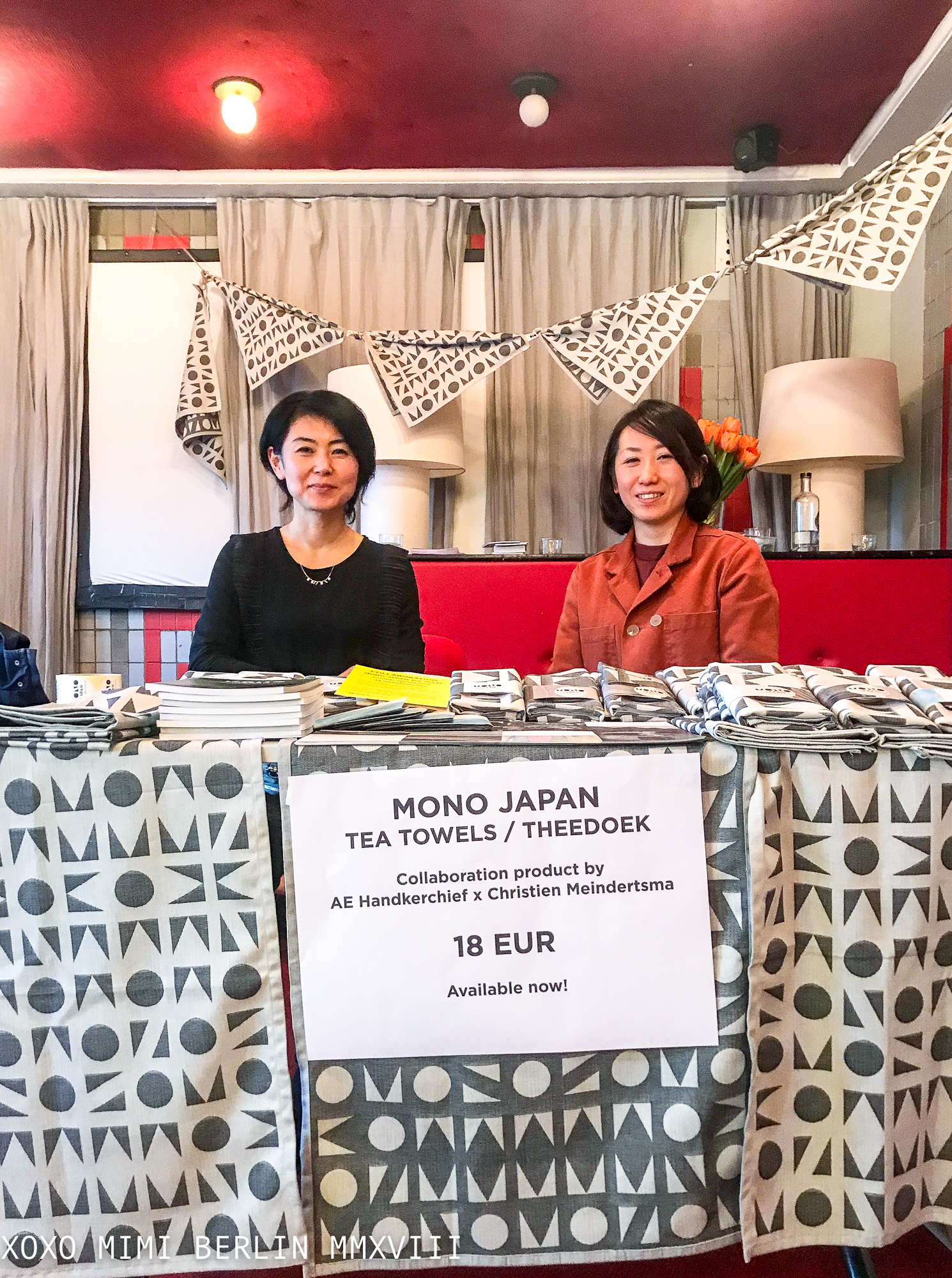 Mono Japan in Amsterdam