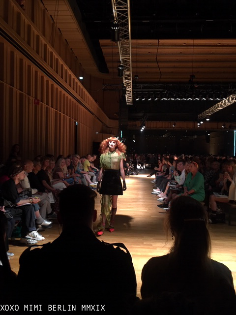 ArtEZ Arnhem Fashion show 2019