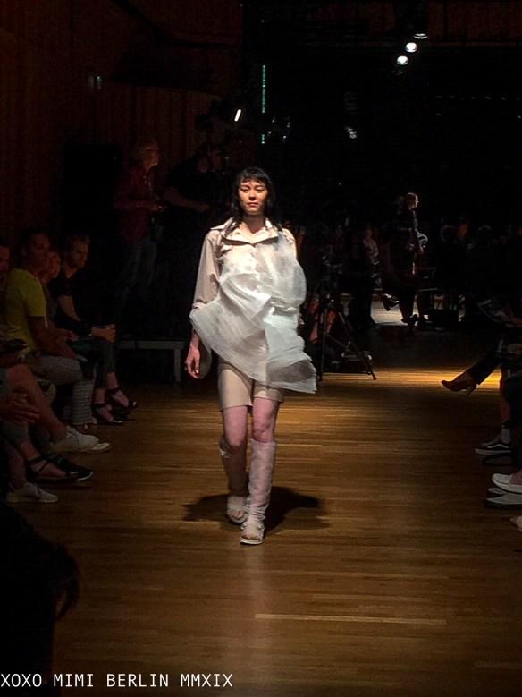 ArtEZ Arnhem Fashion show 2019 ©mimiberlin.com