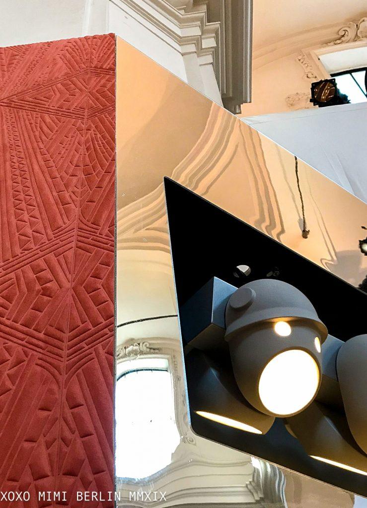 The Party, lamp at Moooi. Milan Design Week 2019