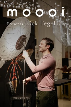 rick tegelaar for moooi design