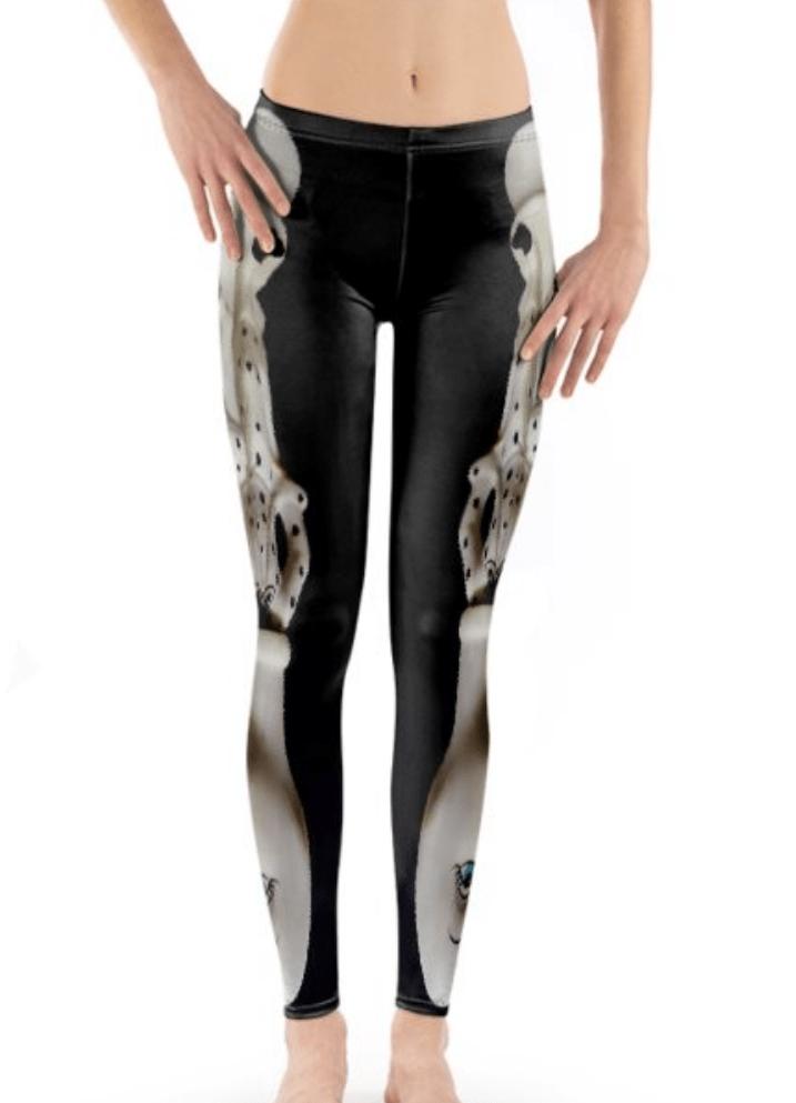 New MimiMerchandise! Pierrot Leggings by Mimi Berlin