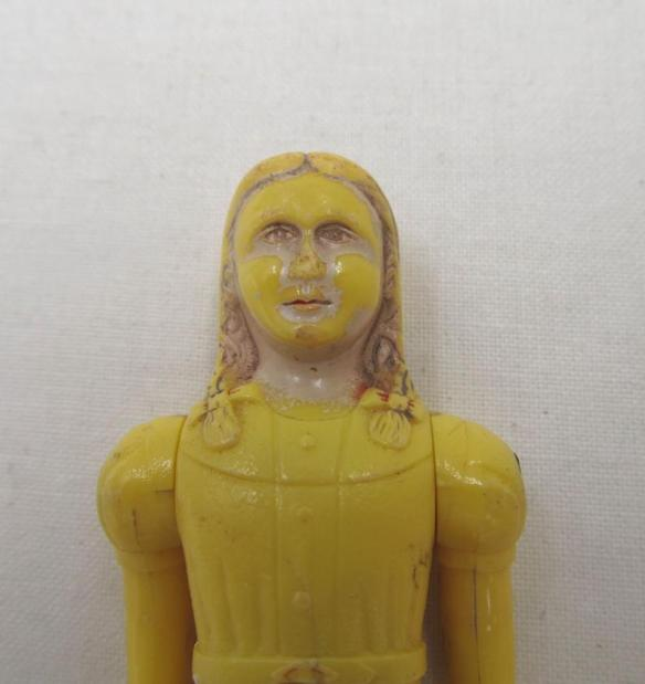 renwall doll hard plastic sister