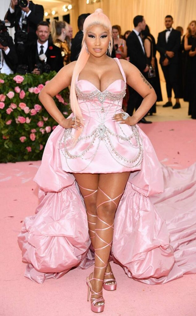 Camp at the Met Gala