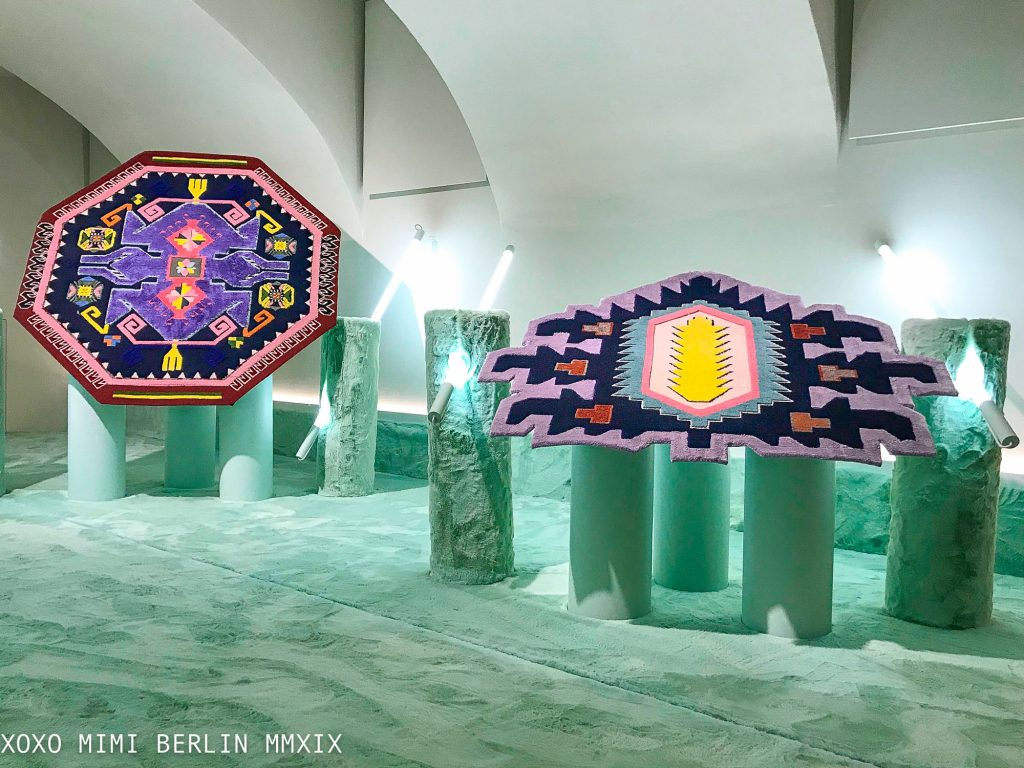 cc tapis rug invaders #mdw19