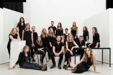 ArtEz Institute of the arts graduation groups 2014; Graphic Design. (photography /montage by JW Kaldenbach & Mimi Berlin)