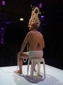GEFELICIFASHION, a celebration of conventions by Das Leben am Haverkamp at Amsterdam Fashion Week 2015 (photo Mimi Berlin)