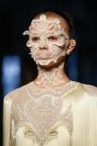 Veiled Faces at Givenchy s/s 2016