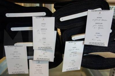 The new haberdashery; shop fabrics