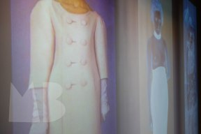 Lifesize Projections (Fremd Fashion by Patty Struik)