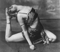 Female Contorsionists