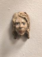 Portraits in ceramic by Saskia de Rooy