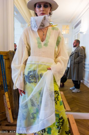 Klaudia Stavreva. Fashion design master of ArtEZ University of the Arts Arnhem (photocredits: JW Kaldenbach)