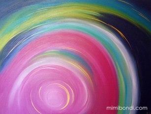 Bird of Paradise by Mimi Bondi