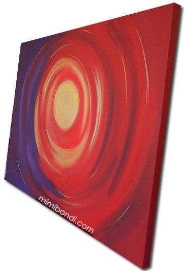 Circle of Love 3 by Mimi Bondi