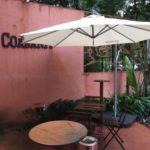 松山民生區「Cafe' Coabana (古巴娜咖啡)」でキューバスタイルランチ