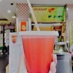 台湾フレッシュジュース「美一日果汁Bar」好きな野菜と果物でカスタムメイド