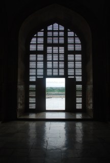 Doorways of the Taj Mahal